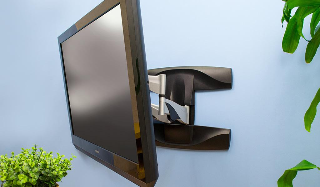 テレビ金具にデザイン性を取り入れた TVセッターアドバンスPA124